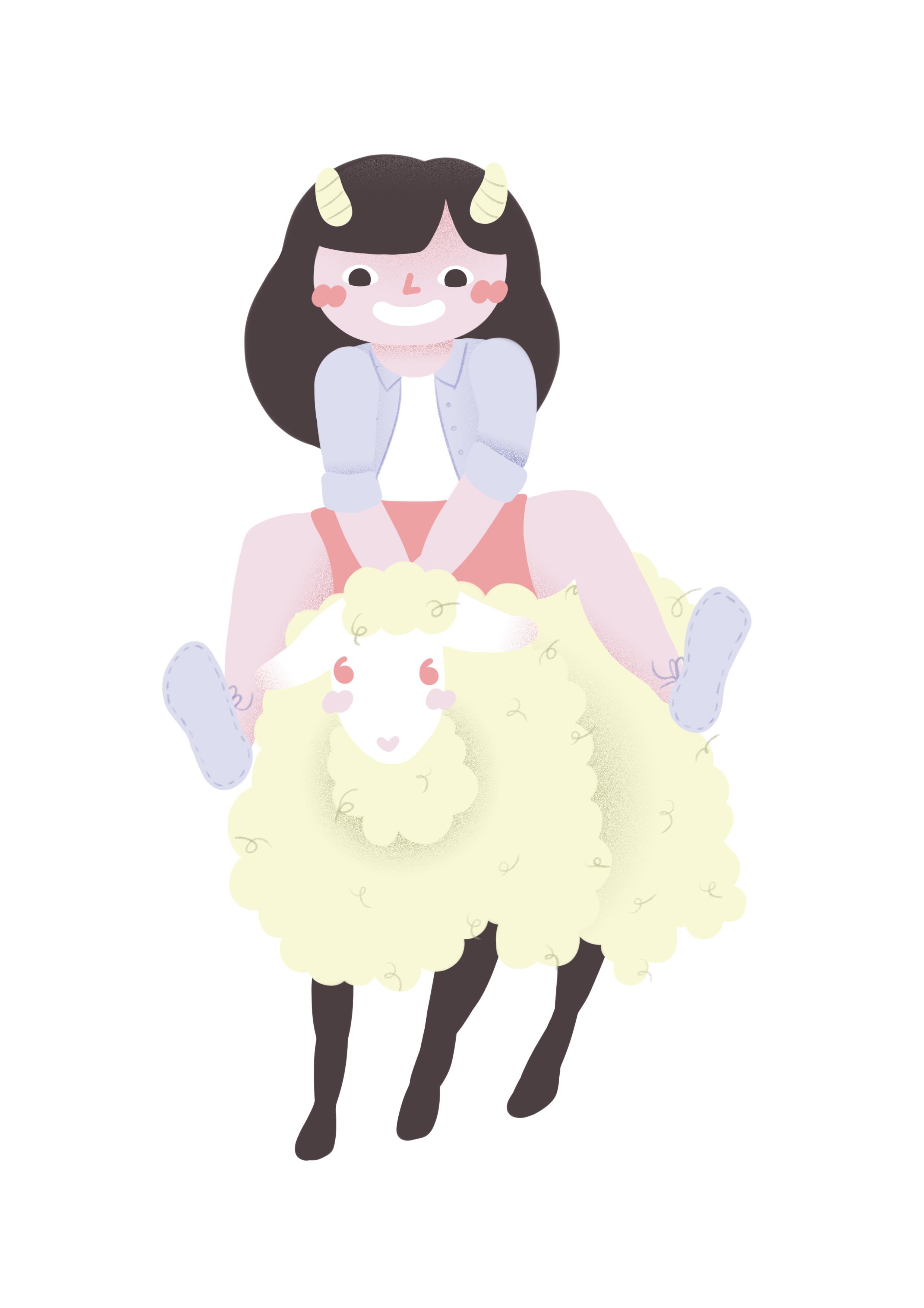 michi_sheep
